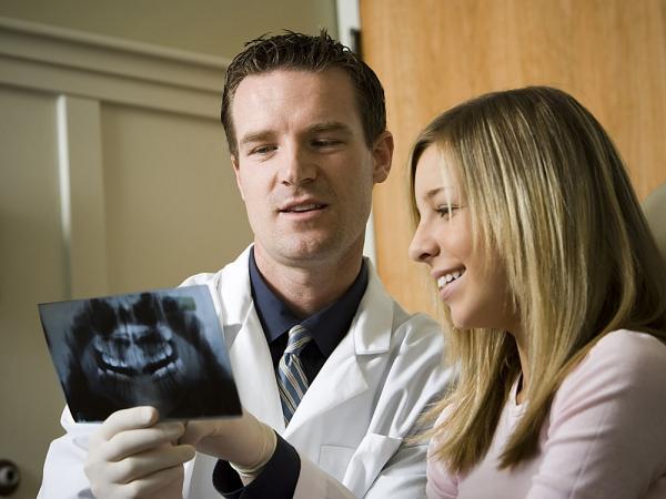 Panorama-Röntgenaufnahme notwendig